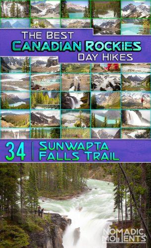Sunwapta Falls Trail