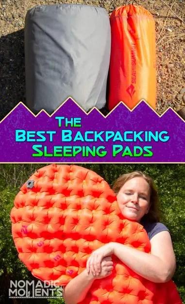 Best Backpacking Sleeping Pads