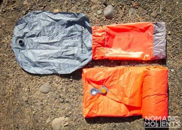 Sea to Summit Ultralight Insulated Sleeping Pad Pump Sack