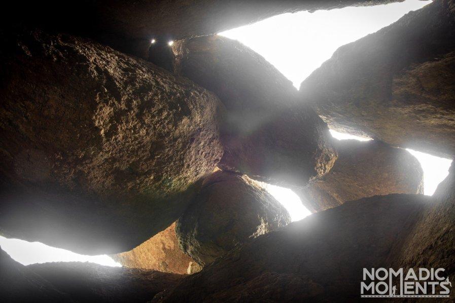 Talus Cave