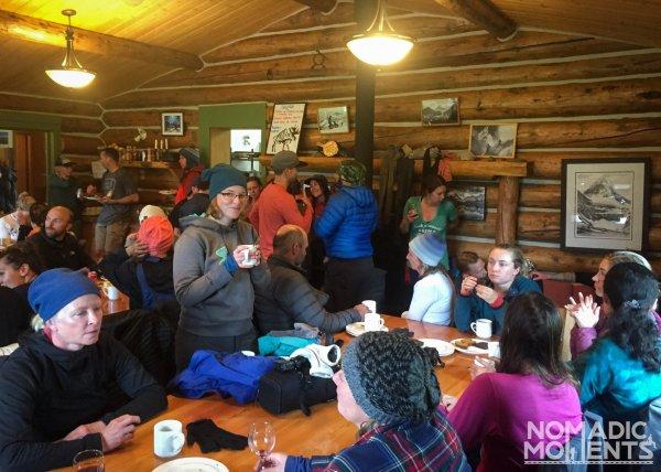 Assiniboine Tea Time