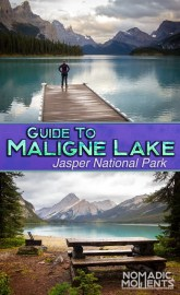 Visiting Maligne Lake Guide
