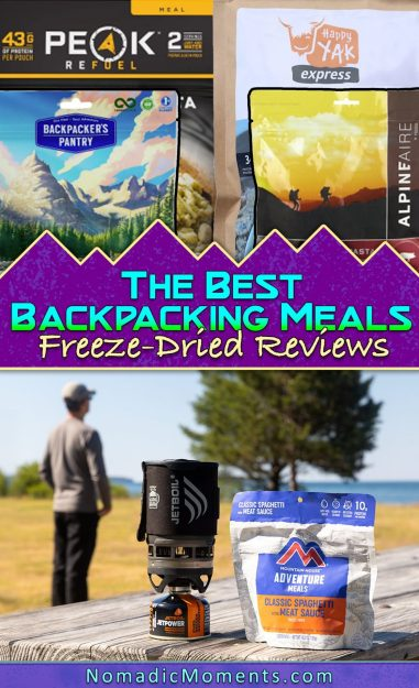 Best Backpacking Meals Reviews - Template