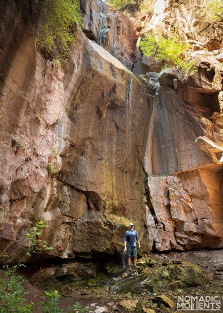 Rippling Brook Falls