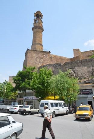 Saat Kulesi in Niğde, Turkey