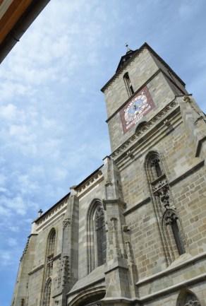Biserica Neagră in Braşov, Romania
