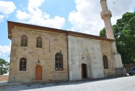Kale Camii on Kırşehir Kalesi in Kırşehir, Turkey