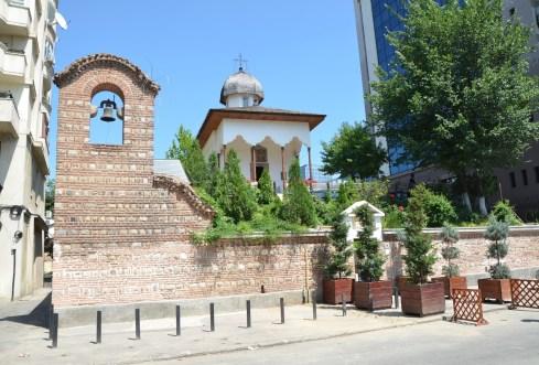 Biserica Bucur Ciobanul in Bucharest, Romania