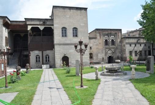 Güpgüpoğlu Konağı in Kayseri, Turkey