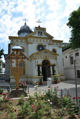 Biserica Sfântul Vasile cel Mare in Bucharest, Romania