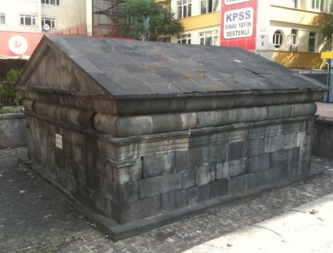 Roman tomb in Kayseri, Turkey