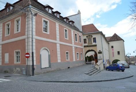 Altemberger House in Sibiu, Romania