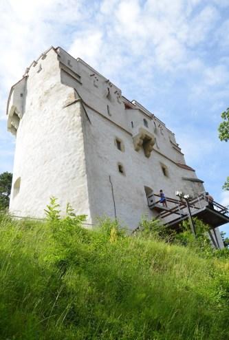 White Tower in Braşov, Romania