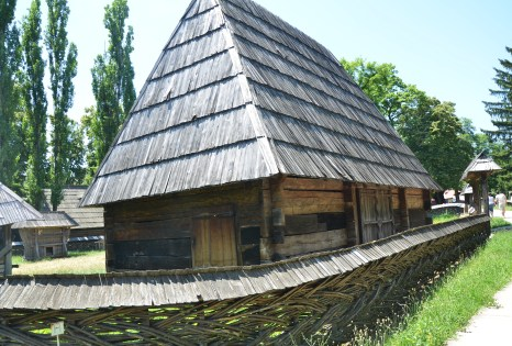 Dimitrie Gusti National Village Museum in Bucharest, Romania
