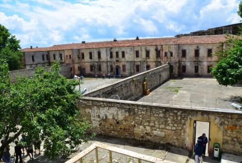 Sinop Cezaevi in Sinop, Turkey