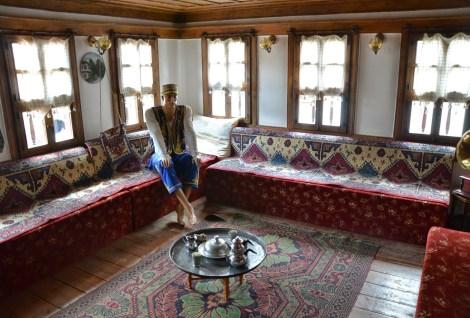 Ottoman home in Safranbolu, Turkey