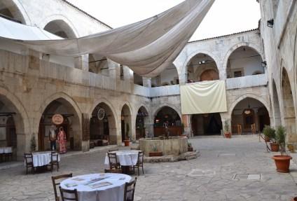 Cinci Hanı in Safranbolu, Turkey