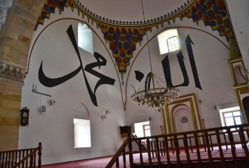 İsmail Bey Camii in Kastamonu, Turkey