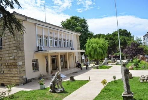 Arkeoloji Müzesi in Sinop, Turkey