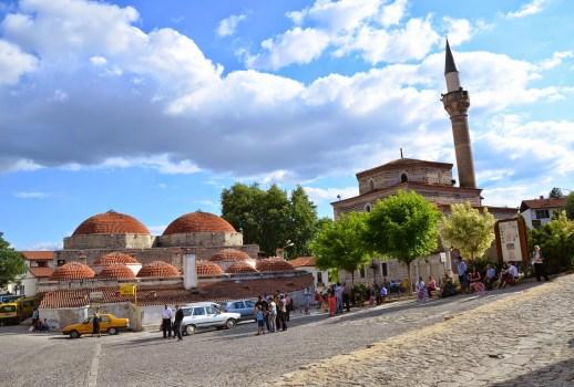 Cinci Hamamı and Kazdağlı Camii in Safranbolu, Turkey