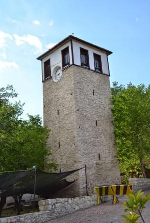 Saat Kulesi in Safranbolu, Turkey