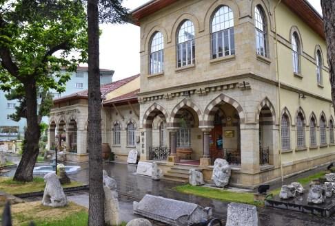Arkeoloji Müzesi in Kastamonu, Turkey