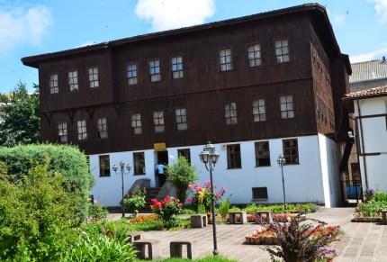 Etnoğrafya Müzesi in Sinop, Turkey