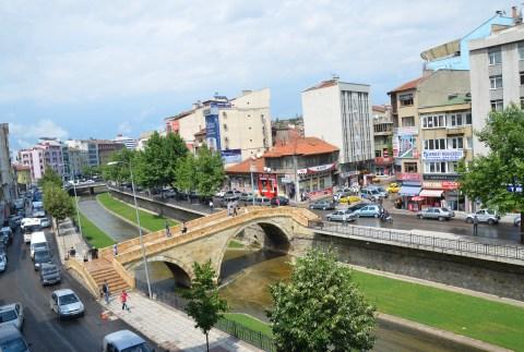 Nasrullah Köprüsü in Kastamonu, Turkey