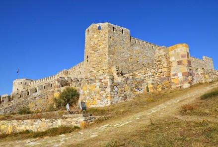 Bozcaada Kalesi in Bozcaada, Turkey
