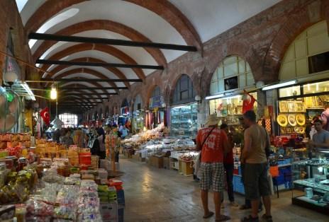 Arasta Çarşısı in Edirne, Turkey