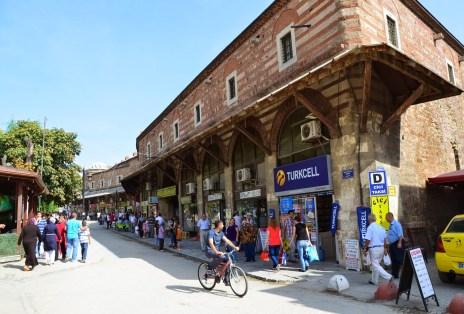 Rüstem Paşa Kervansarayı in Edirne, Turkey
