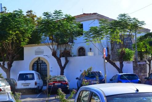 Atik Camii in Kos, Greece