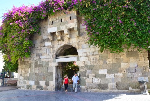 Phoros Gate in Kos, Greece