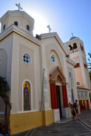 Church of Agia Paraskevi in Kos, Greece
