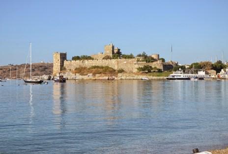 Castle of St. Peter in Bodrum, Turkey