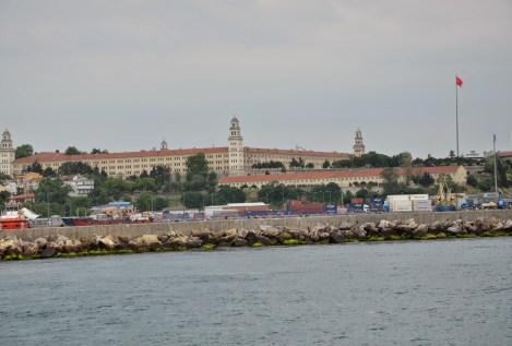 Selimiye Kışlası in Selimiye, Üsküdar, Istanbul, Turkey