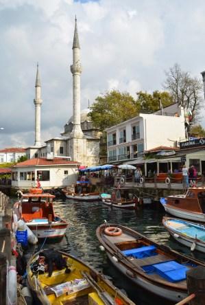 Hamid-i Evvel Camii in Beylerbeyi, Istanbul, Turkey