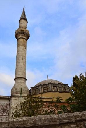Kaptan Paşa Camii in Üsküdar, Istanbul, Turkey