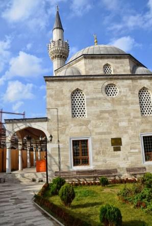 Şemsi Paşa Camii in Üsküdar, Istanbul, Turkey