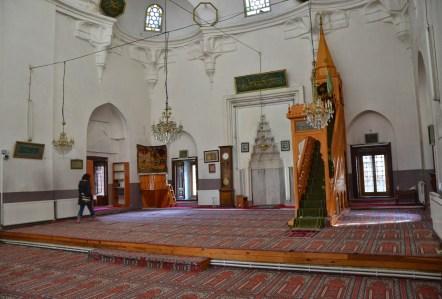 Rumi Mehmet Paşa Camii in Üsküdar, Istanbul, Turkey