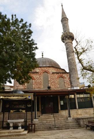 Çinili Camii in Üsküdar, Istanbul, Turkey