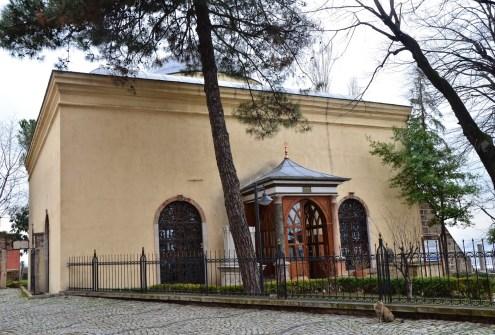 I. Murat Türbesi in Çekirge, Bursa, Turkey