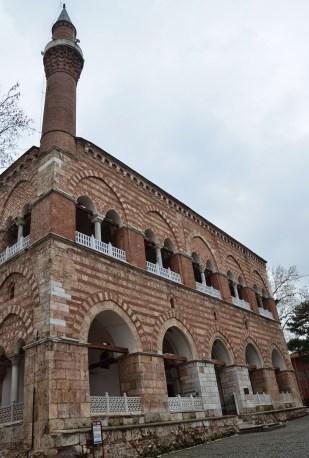 I. Murat Camii in Çekirge, Bursa, Turkey