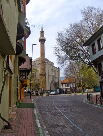 Şahadet Camii at Tophane, Bursa, Turkey