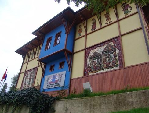 Karagöz Müzesi in Çekirge, Bursa, Turkey