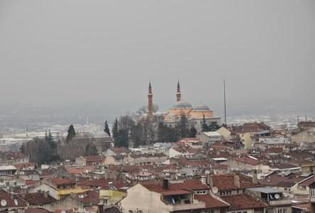 Yıldırım Beyazıt Külliyesi in Bursa, Turkey
