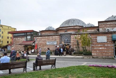 Mimar Sinan Çarşısı in Üsküdar, Istanbul, Turkey