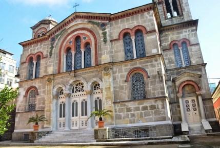 Agia Kyriaki Greek Orthodox Church in Kumkapı, Fatih, Istanbul, Turkey