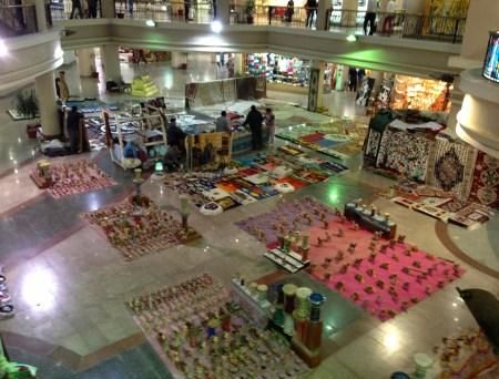 Shopping mall in Na'ama Bay, Sharm el-Sheikh, Egypt