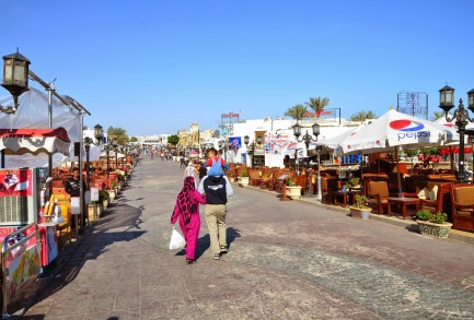 Na'ama Bay, Sharm el-Sheikh, Egypt